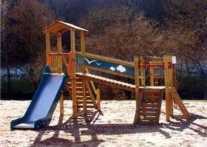 Berthier Paysagiste -  - Play Area