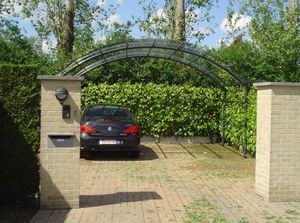 JARDIN CONFORT -  - Car Shelter