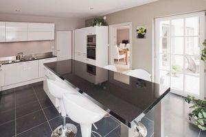 VIRGINIE GARIKIAN -  - Interior Decoration Plan Kitchen