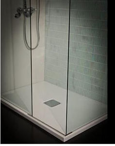 THE ALBION BATH COMPANY -  - Walk In Shower