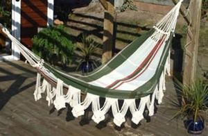 Hamac Tropical Influences - trancilin - Hammock