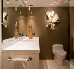 STUDIO SANTALLA -  - Interior Decoration Plan Bathrooms
