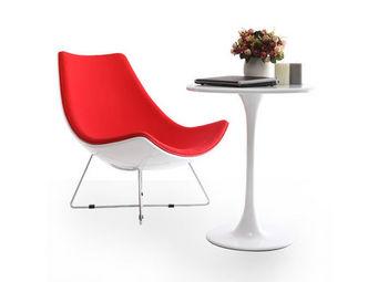Miliboo - lorca table - Pedestal Table
