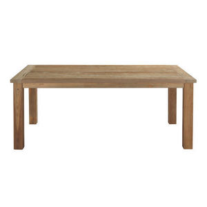 MAISONS DU MONDE - table à diner belle-ile - Rectangular Dining Table