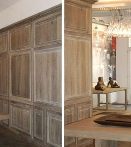 Cabuy Didier -  - Wooden Panelling
