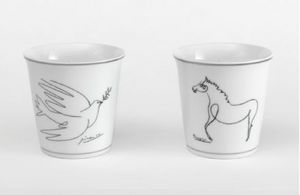 MARC DE LADOUCETTE PARIS - la colombe & le cheval - Scented Candle