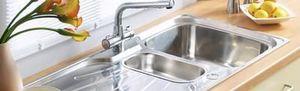 Astracast - korona 1.5b1e - Double Sink