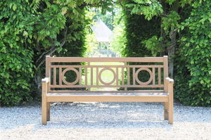 Tectona - london - Garden Bench