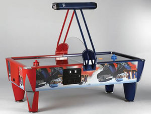 BILLARES SAM - fast track 220 - Air Hockey Table