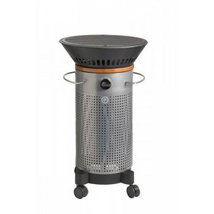 Favex - barbecue au gaz design element gris - Gas Fired Barbecue