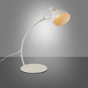 LUMIVEN - win - lampe blanc | lampe à poser lumiven designé  - Desk Lamp