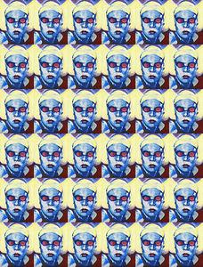 Le tableau nouveau - ~~30f - Digital Wall Coverings