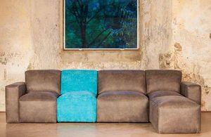 LE POINT D - cubik - Adjustable Sofa