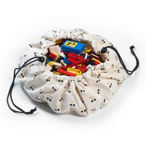 PLAY and GO - cherry - Toy Bag