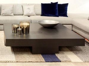 Ph Collection - tortuga - Square Coffee Table