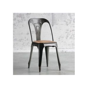 Mathi Design - chaise multipl's bois - Chair