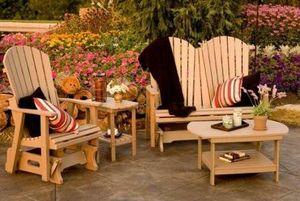 Casa Bruno - alabama double - Garden Furniture Set