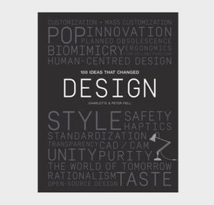 LAURENCE KING PUBLISHING - 100 ideas that changed design - Decoration Book