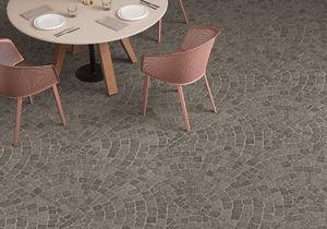 Novoceram - cubes outdoor - Sandstone Tile