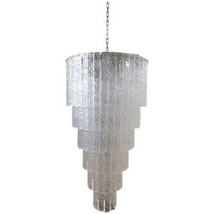 ALAN MIZRAHI LIGHTING - qz16172 cascading - Chandelier Murano