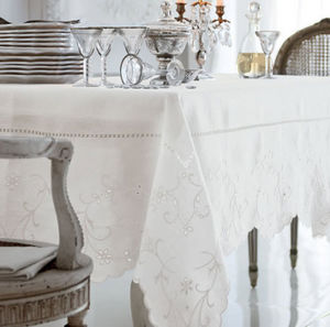 Cologne & Cotton -  - Rectangular Tablecloth