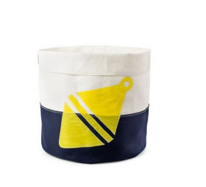 727 SAILBAGS - flotille jaune - Wastepaper Basket