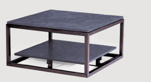 Philippe Parent -  - Coffee Table With Shelf