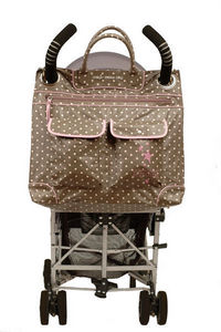 MAGIC STROLLER BAG - by marchand d'étoiles - Nappy Bag