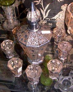 ACI Antiquités -  - Liquor Glass