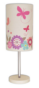 Art et Loupiote - papillon - Children's Bedside Light