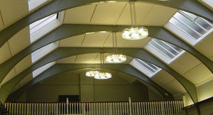 Stretched Fabric Systems - theatres - Architectural Lighting