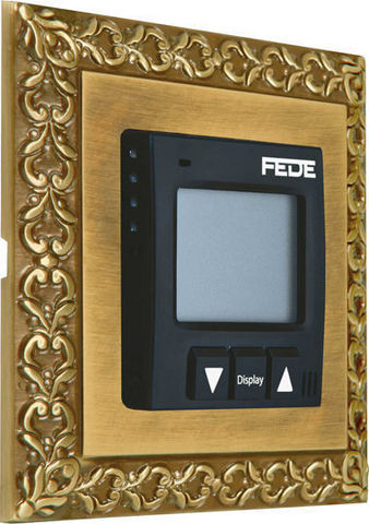 FEDE - Dimmer switch-FEDE-CLASSIC COLLECTIONS SAN SEBASTIAN COLLECTION