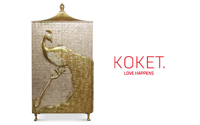 KOKET LOVE HAPPENS - Cabinet-KOKET LOVE HAPPENS