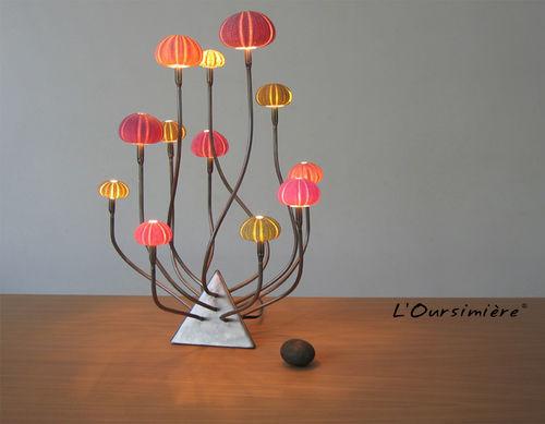 Tempusnote - Table lamp-Tempusnote-Oursimière 12 branches