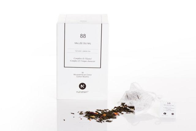 NUNSHEN - Flavoured tea-NUNSHEN-Vallée du Nil