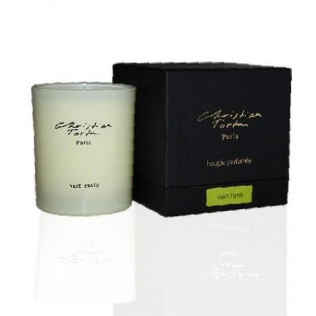 Christian Tortu Bougies - Scented candle-Christian Tortu Bougies-Christian Tortu - Vert frais