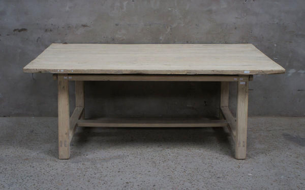 Atmosphere D'ailleurs - Rectangular dining table-Atmosphere D'ailleurs