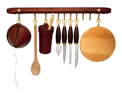 La Cornue - Utensil hanger-La Cornue-Penderie de cuisine 50 et 100 cm