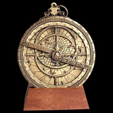 HEMISFERIUM - Spherical astrolabe-HEMISFERIUM-Astrolabe
