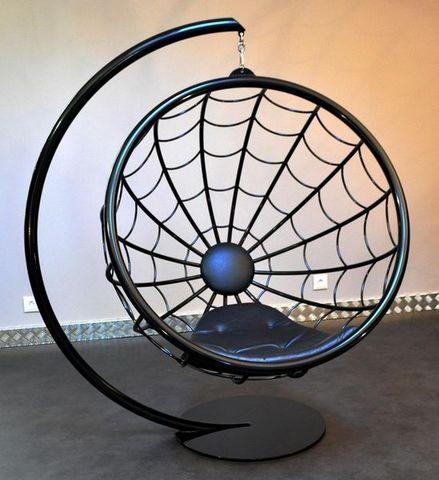 TST Mobilier - Hanging armchair-TST Mobilier-Araknid