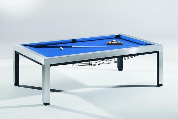 BILLARDS CHEVILLOTTE - Mixed billiard table-BILLARDS CHEVILLOTTE-Verytables