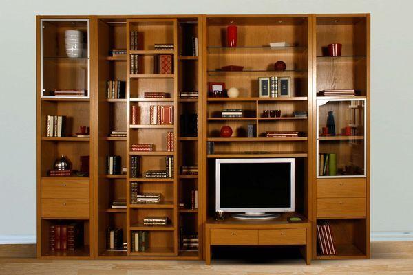 La Maison Des Bibliotheques - Sliding-door bookcase-La Maison Des Bibliotheques-Gamme Balzac