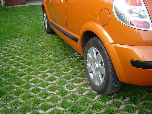 MARLUX - Grass square-MARLUX-Dalle Gazon