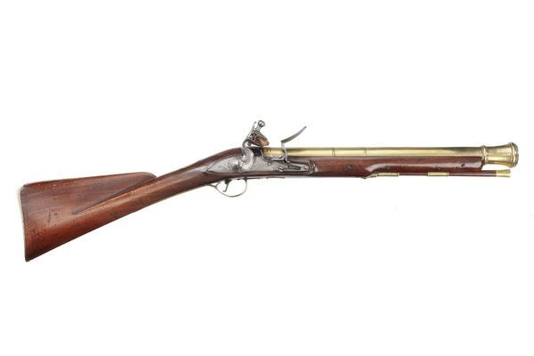 Peter Finer - Carbine and Rifle-Peter Finer-Tromblon