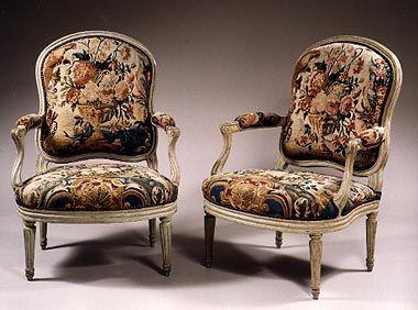 Aveline - Flat-back armchair-Aveline