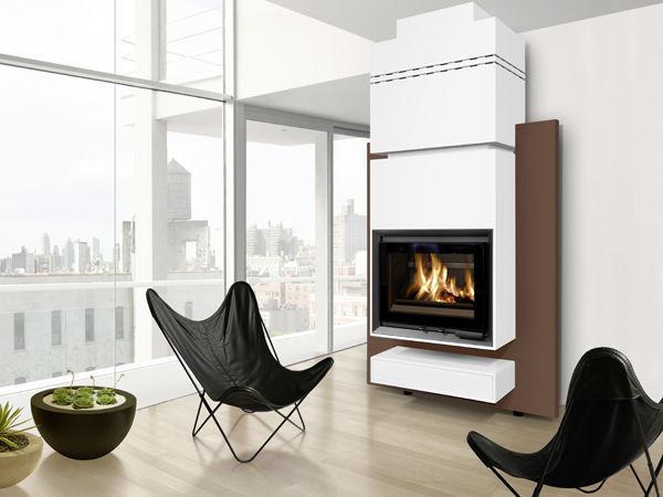 FONDIS®-ETRE DIFFERENT - Wood stove-FONDIS®-ETRE DIFFERENT-MODULO® 140