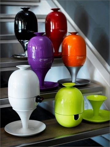 scandibay.com - Wine dispenser-scandibay.com-chrome et couleur