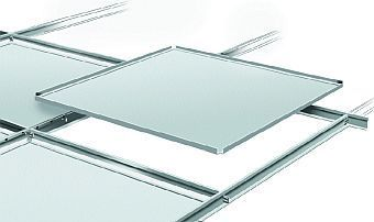 Burgess Architectural Products - Glass ceiling-Burgess Architectural Products-Joggled Tegular