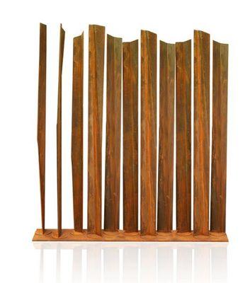 FERROLAB - Fence with an openwork design-FERROLAB-FLOWING SCREENS-