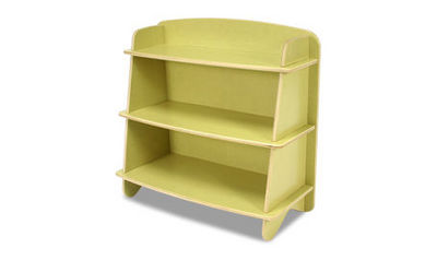 ECOTOTS - Children's bookshelf-ECOTOTS-big kahuna bookcase